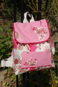 Kinderrucksack rosa